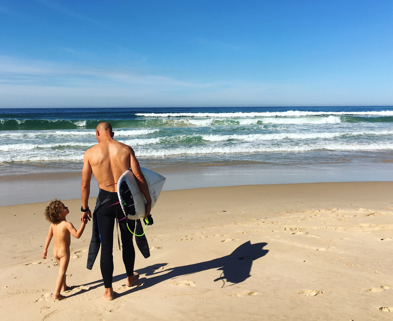Jeffreys Bay Eastern Cape Family photography
