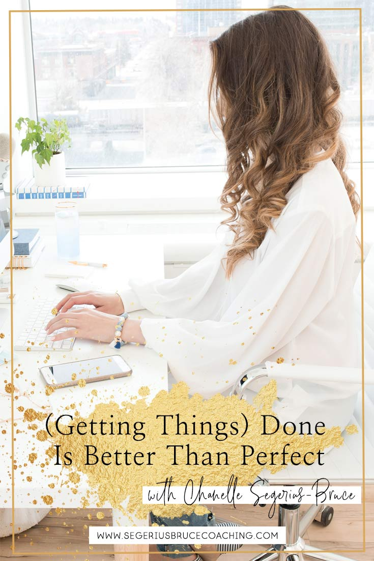 5 reasons why gtd is better than perfect - pinterest